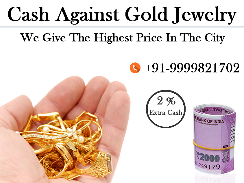 Cash Against Gold Jewelry
