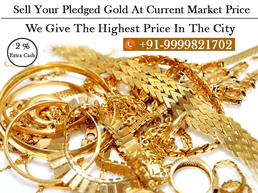 Sell Your Pledged Gold At Current Market Price 5