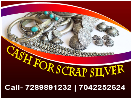 Cash For Silver Near Me in Moti Nagar